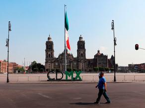 La caída histórica del PIB mexicano queda en 18,7 % en el segundo trimestre