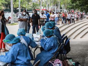 Van19.223 nuevos casos de covid-19 en México