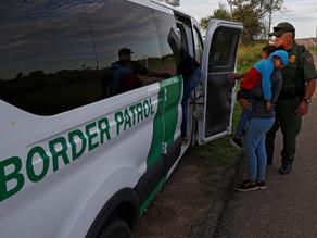 EU detuvo a más un millón inmigrantes en la frontera sur en nueve meses