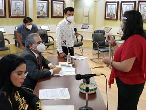 Celebra Poder Judicial, última fase de Examen de Oposición en Materia Laboral