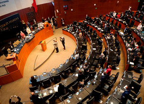 El Senado recibirá petición presidencial para juzgar a expresidentes