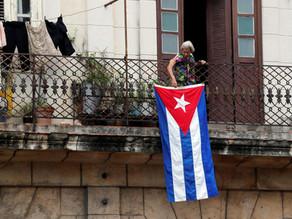 Calma tensa en una Cuba sin internet tras las protestas masivas del domingo