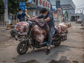 Rebrote de pandemia en Pekín: más de 100 casos confirmados