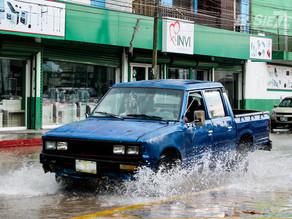 Se esperan vientos y lluvias fuertes en zona Metropolitana
