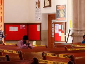 """La Iglesia lamenta que en México """"no han aprendido la lección"""" de la pandemia"""