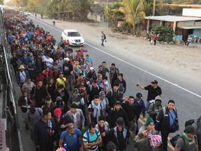 México debería permitir paso a migrantes centroamericanos: perredista