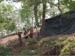 Piden desplazados de Chalchihuitán más atención y retorno seguro a sus tierras