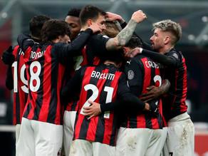 El Milan, más líder