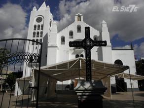 Iglesia asegura que guardará protocolos sanitarios en el arranque de celebraciones