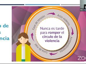 Concluye PJE seminario virtual sobre adolescencia