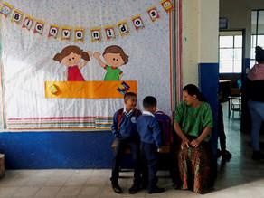 Guatemala planifica el inicio del ciclo escolar 2021 con clases híbridas