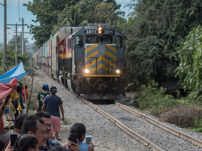Bloqueos a vías férreas costarían más de 12 mil mdp este año