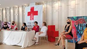 Celebrarán subasta virtual de obras plásticas en favor de la Cruz Roja