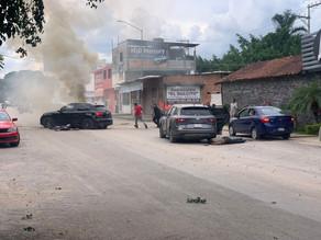 Balacera deja seis muertos en colonia El Campanario