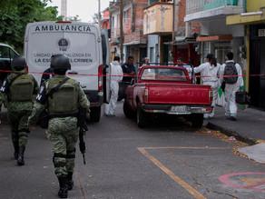 Ataque en bar de Michoacán deja dos muertos y 16 heridos