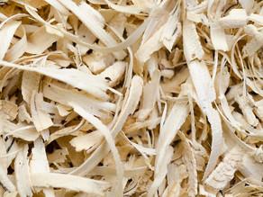 Crean plástico biodegradable a través de los residuos de madera