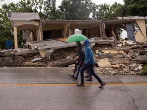 Grace no da tregua en el sur de Haití tres días después del fuerte terremoto