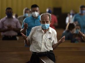 La pandemia obliga a suspender nuevamente fiestas católicas en Nicaragua