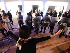 Crece conmoción en México por la represión policial que despierta sus peores fantasmas