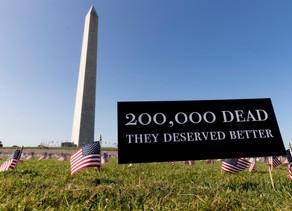 EU rompe la barrera de las 200.000 muertes por COVID-19