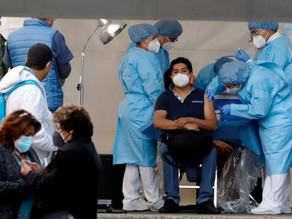México inyecta esperanza al iniciar vacunación en todos sus estados