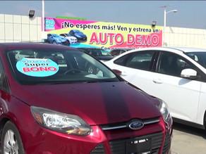 Cae la venta de autos en Chiapas