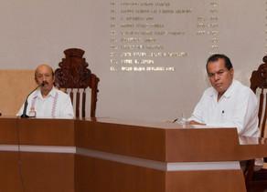 Sesiona Pleno de Distrito del Poder Judicial del Estado