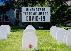 América lamenta 593.000 muertos por COVID-19 y batalla contra la crisis económica