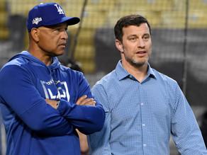 Dodgers redondea un gran año