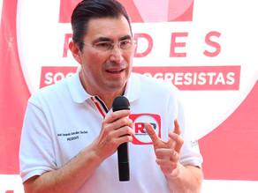 """Nuevo partido RSP niega """"vínculos"""" con  Elba Esther Gordillo"""