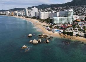 El turismo internacional en México cayó 66,6 % interanual en julio