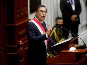 Alcalde envía carta con sangre a presidente de Perú para que anule cuarentena