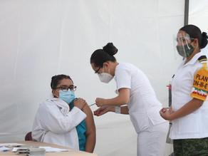 México reporta otras 835 muertes y 11.146 nuevos contagios por la covid-19
