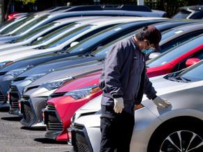 La venta de automóviles en México cae 28 % en 2020 a menos de 950.000