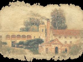 La hacienda abandonada y un relato de amor