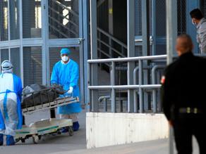 México suma más de 10.000 casos y 800 muertes de covid-19 por segundo día