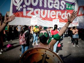 En el día global de acceso al aborto, las mujeres argentinas no olvidan su lucha