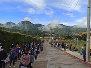 """Inicia aplicación del Examen de Ingreso para la Escuela Normal """"Jacinto Canek"""""""
