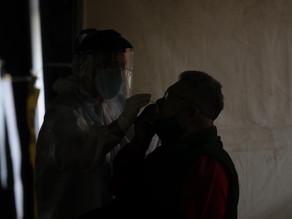 Pone en cuarentena en Michoacán un buque con 13 pasajeros enfermos de covid-19
