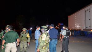 Interceptan a 652 migrantes, 355 de ellos menores, en Tamaulipas