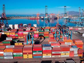 Marina está a cargo de los puertos por seguridad nacional: AMLO