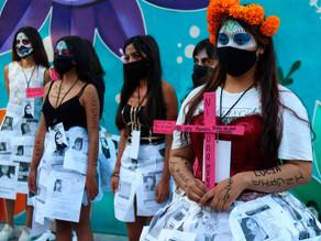 """México llega al 25N con una """"crisis humana"""" y de género, alerta ONU Mujeres"""