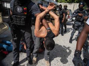 Arrestan al vigésimo sospechoso del magnicidio de Jovenel Moise en Haití