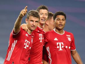 El Bayern cumple pronósticos