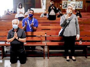 Brasil abre iglesias y roza los 13 millones de casos en el peor momento de la pandemia
