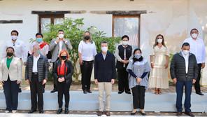 En Chiapas fortalecemos la cultura de la legalidad y respeto a los derechos humanos: Escandón