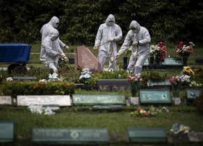 Los muertos por COVID-19 en el mundo superan el millón