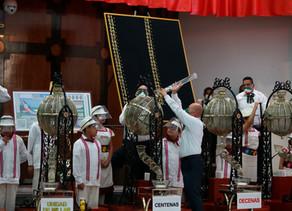 Rifa del avión presidencial concluye con el simbolismo como ganador
