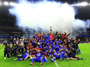 Cruz Azul lo logra y es campeón del futbol mexicano