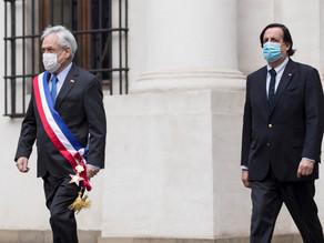 Chile retrasa toque de queda y ultima dispositivo de seguridad en plebiscito